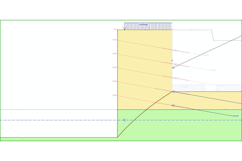 Exemple de vérification de Kranz - NF P 94-282